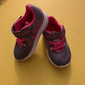 Nike Flex Toddler Sneakers Size 7C
